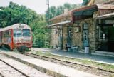 Kyparissia Railway Station